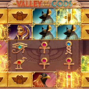 Yggdrasil Slot Valley of the Gods