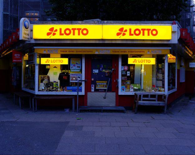 Lotto-Verkausstelle