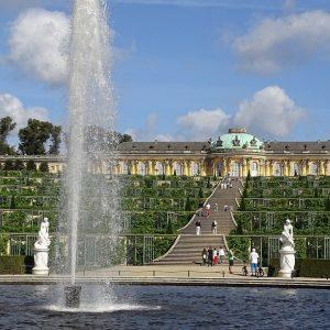 Potsdam, Schloss, Schloss Sanssouci