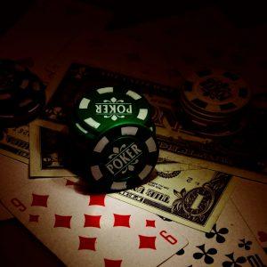 Chips, Spielkarten