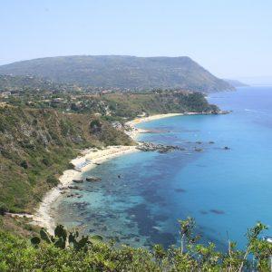 Küste Kalabrien Italien Strand Meer