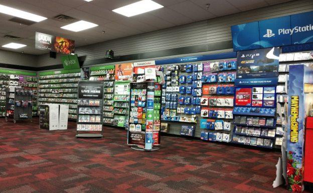GameStop Geschäft