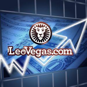 Kurve, LeoVegas Logo