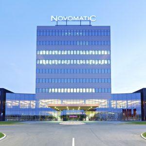 Novomatic Gebäude Firmensitz
