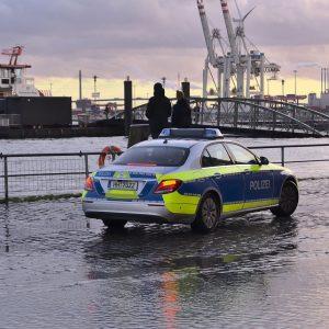 Polizei Hamburg, Fischmarkt Hamburg