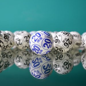 Kugeln beim Lotto