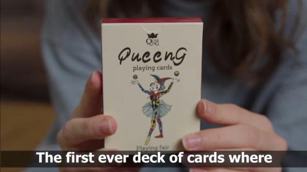 Spielkarten QueenG