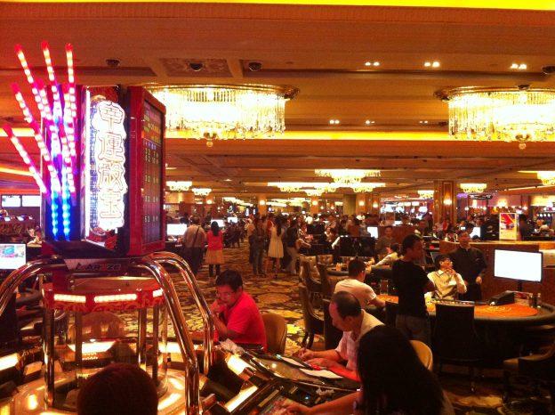 Macau Casino, MGM Macau
