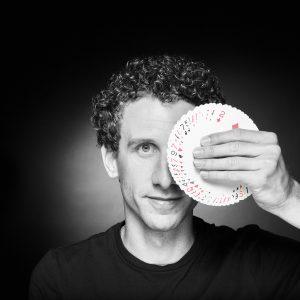 Portrait Zauberer Lionel Dellberg