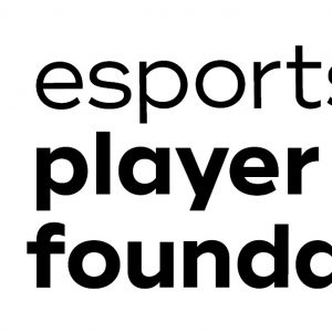 Logo esports player foundation