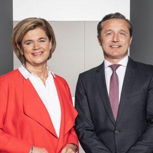 Bettina Glatz-Kremser, Martin Skopek