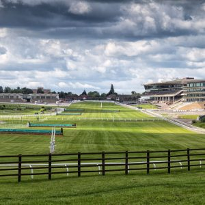 Cheltenham Racecours Pferderennstrecke