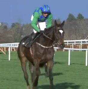 Jockey Paul Townend Appreciate It