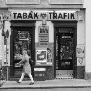 Tabak Trafik Tabakwarenladen Österreich