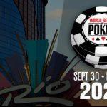 Die World Series of Poker 2021 kehrt zurück