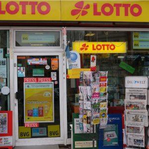 Lotto Kiosk