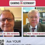 Gaming in Germany Conference: Aktualisierung der Vorschriften und Politikgrundsätze zum Glücksspiel in Deutschland