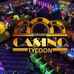 PC-Game Grand Casino Tycoon: Das perfekte Casino bauen und managen
