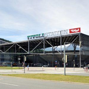 Stadion Tivoli in Innsbruck