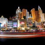 Las Vegas setzt neue Rekorde und der Glücksspiel-Tourismus ist in vollem Gang