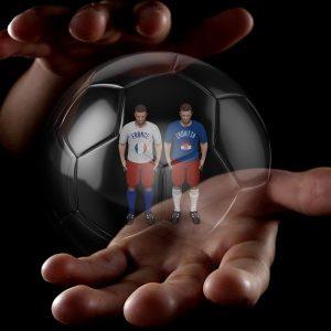 FIFA, Hände, Videospiel