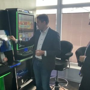 Spielautomaten Löwen Entertainment Arthur Stelter