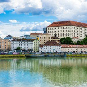 Linz Donau Stadt