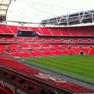Wembley Stadion London