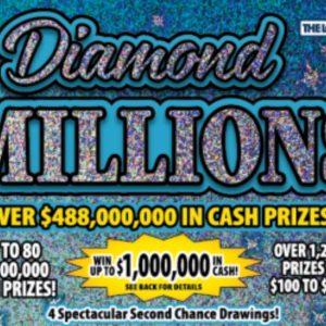 Diamond Millions Rubbellos