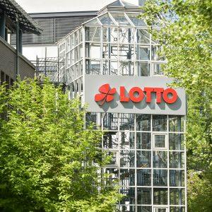 Gebäude Lotto Baden-Württemberg Nordbahnhofstrasse Stuttgart