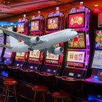 Erst spielen, dann fliegen: Casinos an Flughäfen