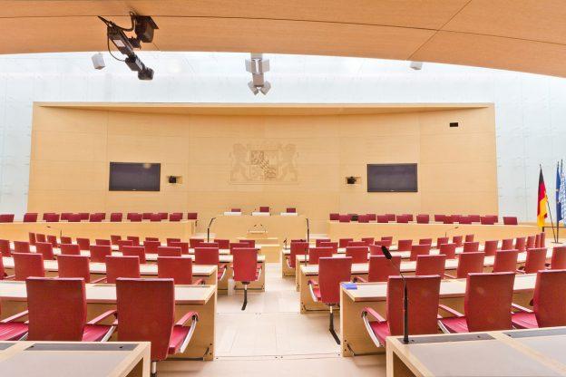 Plenarsaal Bayerischer Landtag