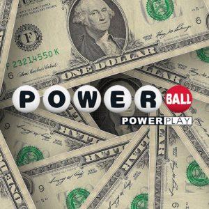 Powerball, Dollarscheine