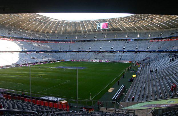 Allianz Arena Tribüne