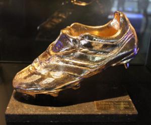 Goldener Schuh Fußball