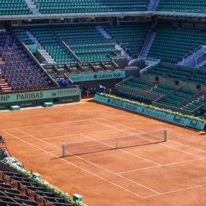 Tennisstation Roland Garros