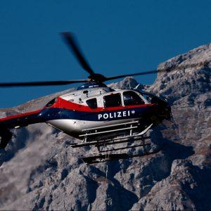 Hubschrauber Polizei Österreich