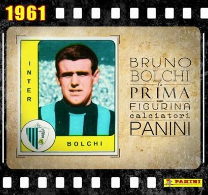 Panini-Sammelbild Bruno Bolchi