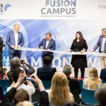 Fusion Campus Zentrum für digitale Spiele in Düsseldorf eröffnet