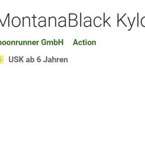 Screenshot MontanaBlack App Kylo's Befreiung