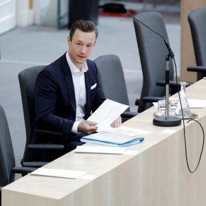 Gernot Blümel Finanzminister