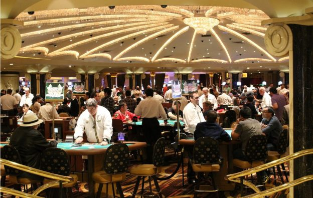 Casino Spieler Dealer