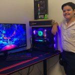 Elfjähriger US-Junge überlistet Computer-Lotterie und kauft begehrte Grafikkarte