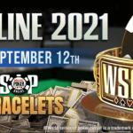 33 Bracelets: GGPoker veröffentlicht Turnierplan für die WSOP online 2021