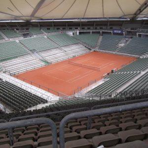 Hamburg Am Rothenbaum Stadion