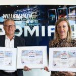 Glücksspielmarke Admiral erhält ISO-Zertifikat