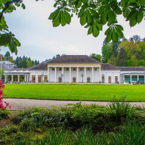 Casino Baden-Baden, Spielbank