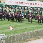 Galopprennen in Düsseldorf: Henkel-Preis der Diana winkt mit hohen Preisgeldern und Wettgewinnen