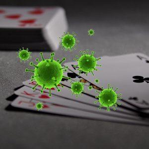 Spielkarten, Viren