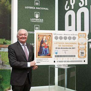 Jesús Huerta Almendro, Präsident SELAE